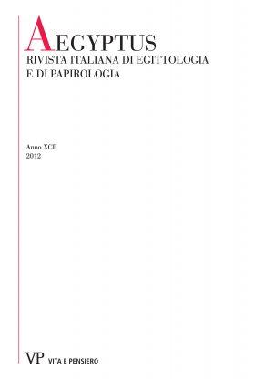 Chael e Severo in PSI Com. 11 2 (PSI inv. 534)